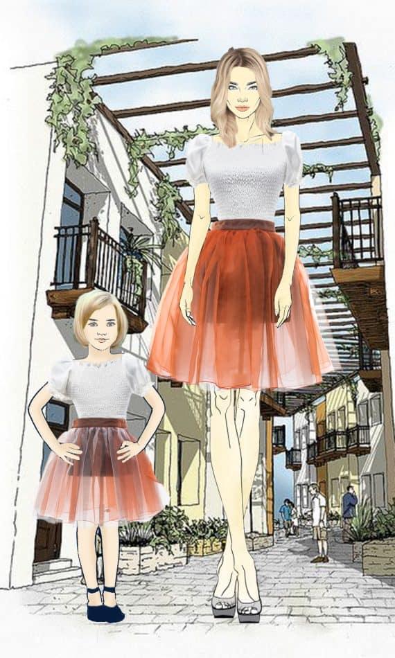 Set-fuste-organza-portocalie-alba-tul-negru-mama-fiica-.jpg